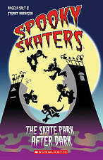 Spooky Skaters Plus: The Skate Park After Dark by Angela Salt (Mixed media...