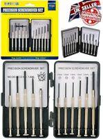 11Pcs Mini Screwdriver Set Precision Tool Kit For Watch Jewelry Glasses Repairs