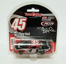 SQUADRA Calibro Galleria FERMATA #45 SPRINT NASCAR Modellino Auto MIP COMPLETO