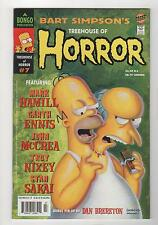 Treehouse Of Horror No.7 A Nm-