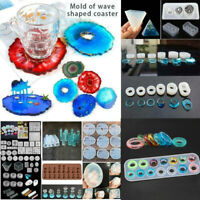 Resin Casting Mold Kit Silicone Mold Making Jewelry Pendant Mould Craft DIY