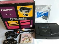Excellent PANASONIC R.E.A.L. 3DO INTERACTIVE MULTIPLAYER SYSTEM (FZ-10) Boxed-Q-