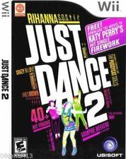 Just Dance 2 (Nintendo Wii) *Without Manual*