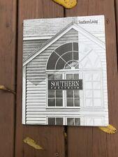1988 Southern Living Portfolio Of Home Plans