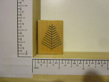 Rubber Stamp by RUBBER HEADS Stick Christmas Tree