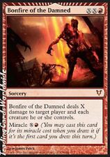 Bonfire of the Damned // FOIL // NM // Avacyn Restored // Engl. // Magic
