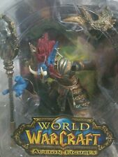 Zabra Hexx Troll World of Warcraft Action Figure Mip Series 2
