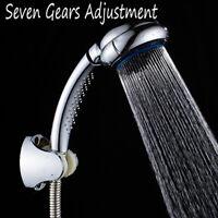 Water Saving Sprinkler Handheld Shower Head Bathroom High Pressure Spray