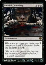 Painful Quandary MTG Scars of Mirrodin Rare EDH