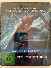 Blu-ray Steelbook *NEW Sealed* The Amazing Spider-man