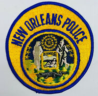 New Orleans Police Louisiana Patch