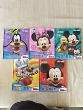 Disney Micky Mouse Clubhouse Smart Pad - 5 Books