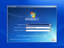Windows 7 Ultimate 32 + 64 bit Install | Boot |  DVD Disc Disk  + Drivers DVD