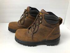 "Carolina Men's CA3526  6"" Waterproof Steel Toe Hiking/Work Boot size 7- 2E"