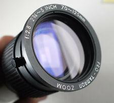 PRO-TAMRON zoom projection lens 70-125mm f2.8 - for Kodak best - DK1