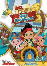 Jake and The Never Land Pirates - Jake Saves Bucky (DVD, 2013) Disney Junior