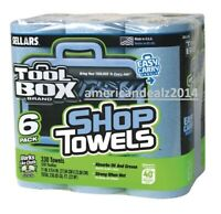 SELLARS Auto Paper Towel Tool Shop Original Multi Purpose Cloths Works - NEW