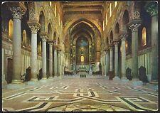 AA1688 Palermo - Provincia - Monreale - Interno del Duomo