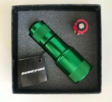 Original surefire 3p láser products Green * Super Rare *