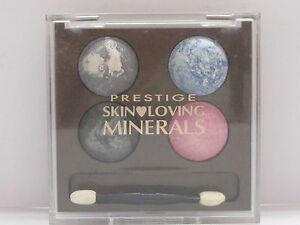 Prestige Skin Loving Minerals Baked Eyeshadow Quad color MEK-01 Gemma