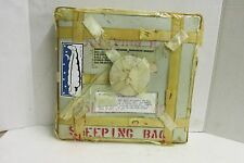 Vietnam Era Us Military Survival Sleeping Bag Sru 15P Parachute Aircrew 1968