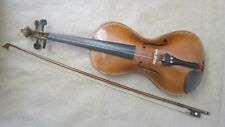 Antike Geige Brandstempel Guseto um 1900 ?