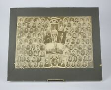 "Antique Spring 1902 Students Staff "" OTTAWA NORMAL SCHOOL "" Canada Teacher Photo"