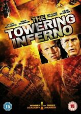 The Towering Inferno 1975 DVD 1974 Region 2