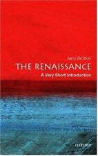 The Renaissance: A Very Short Introduction (Paperback or Softback)