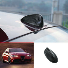 For Alfa Romeo Giulia 17-2020 carbon fiber  Shark Fin Antenna Aerial roof decor