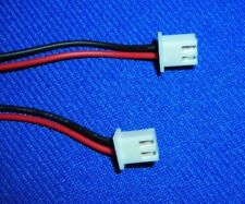 2 of Connectors Japan#CE084A For battery of Radios/Phones/RC Model toys...SALE