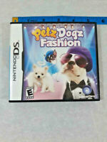 Nintendo DS Game Petz Fashion Complete Working ~ Ships FREE