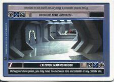 Star Wars CCG Dagobah Unlimited WB Executor: Main Corridor