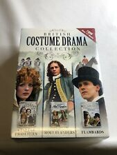 British Costume Drama Collection 7 DVD Box Set Tale of Two Cities Moll Flanders