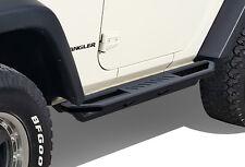 AMS Jeep Off-Road Side Steps Armor W/Step For 07-17 Wrangler JK 2-Door