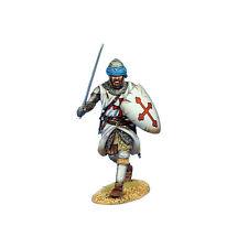 First Legion CRU089 Templar Knight Advancing with Sword