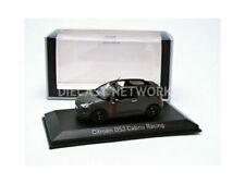 Voitures, camions et fourgons miniatures noirs Citroën 1:43