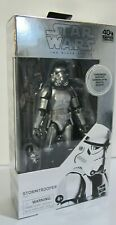 Star Wars Black Series CARBONIZED GRAPHITE STORMTROOPER (Metallic)