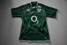 Ireland Home Rugby Union Shirt 2007 - 2009 jersey CCC Canterbury