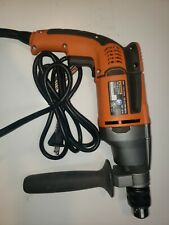 """Ridgid R5011 1/2"""" 8.5-Amp Corded Hammer Drill For Parts."""