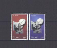 ICELAND, EUROPA CEPT 1995, PEACE & FREEDOM, MNH
