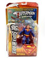 Mattel - DC Super Heroes Wave 2 - Superman Exclusive Action Figure
