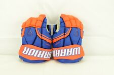 Warrior Covert Pro Gloves Senior Size 13 Royal/Orange (0408-2610)