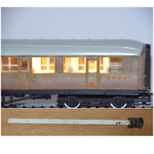 More details for train tech automatic coach lighting multipack - warm white a 3  ttcl200