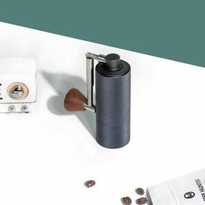 Manual Coffee Grinder Portable Nano Hand Crank Mill Pour Espresso Adjustable