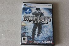 Call of Duty World at War PC DVD Polish New Sealed Polska