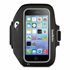 Sport-Fit Plus Armband for iPhone 5, 5S, 5c iPod touch 5th (Blacktop / Overcast)