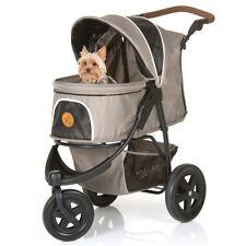 Hauck Hundewagen Hundebuggy Haustier Buggy Togfit Pet Roadster bis 32 kg - Grau