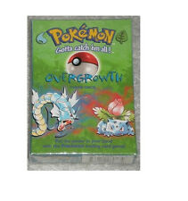 Pokemon Base Set Overgrowth Starter Theme Deck Box RARE
