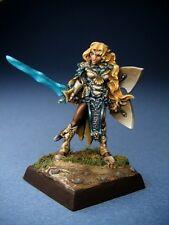 Aviriel Elf Paladin Reaper Miniatures Dark Heaven Legends Fighter Melee Sword